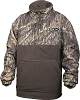 Drake Youth Quarter Zip - Shadowbranch Camo - Size 8