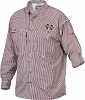 Drake Mississippi State Plaid Wingshooter's Shirt Long Sleeve