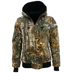 Walls Women's Insulated Reversible Hooded Jacket
