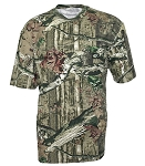 Walls Mossy Oak Short Sleeve Pocket Tee