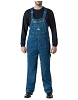 Walls Mens Liberty Denim Bib Overall 18006