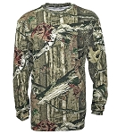 Walls 10X Long Sleeve Moisture-Wicking Mesh Tee