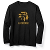 Lacrosse Long Sleeve Black Bowhunting Tee