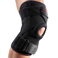 McDavid Level 2 Knee Support w/ stays & cross straps