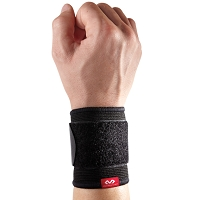 McDavid Level 1 Wrist Sleeve / adjustable / elastic