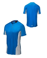 Mizuno Mens Elite 2 Button Baseball Jersey