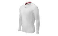 Mizuno Mens Biogear Compression Long Sleeve Baseball Crew