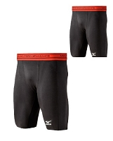 Mizuno Mens Comp Compression Baseball Short