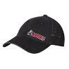 Rocky Mens Black Flex-Fit Mesh Cap