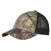 Rocky Mens Camo Flex-Fit Mesh Hat