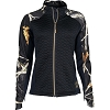 Rocky Womens Quilt Knit Camo Sleeves Jacket