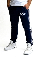 BYU Cougars Fleece Jogger Pant (Navy Blue)