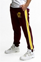 Central Michigan Chippewas Fleece Jogger Pant (Maroon)