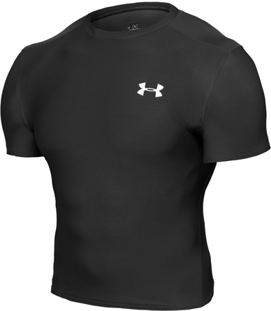 Under Armour Mens HeatGear Compression Short Sleeve T-Shirt - Special