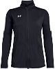 Under Armour Womens Rival Knit Warm-Up Jacket