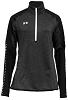 Under Armour Womens Qualifier Hybrid 1/2 Zip