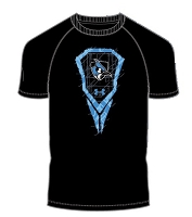 Under Armour Boys Logo Johns Hopkins Lacrosse Tee Shirt