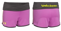 Under Armour Girls Hype Rollover Training Short