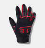 Under Armour Mens Clean Up Batting Baseball Gloves