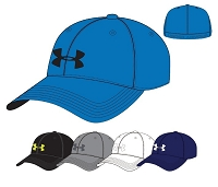 Under Armour Boys Headline Stretch Fit Cap