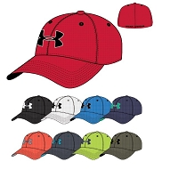 Under Armour Boys Blitzing 2.0 Stretch Fit Cap