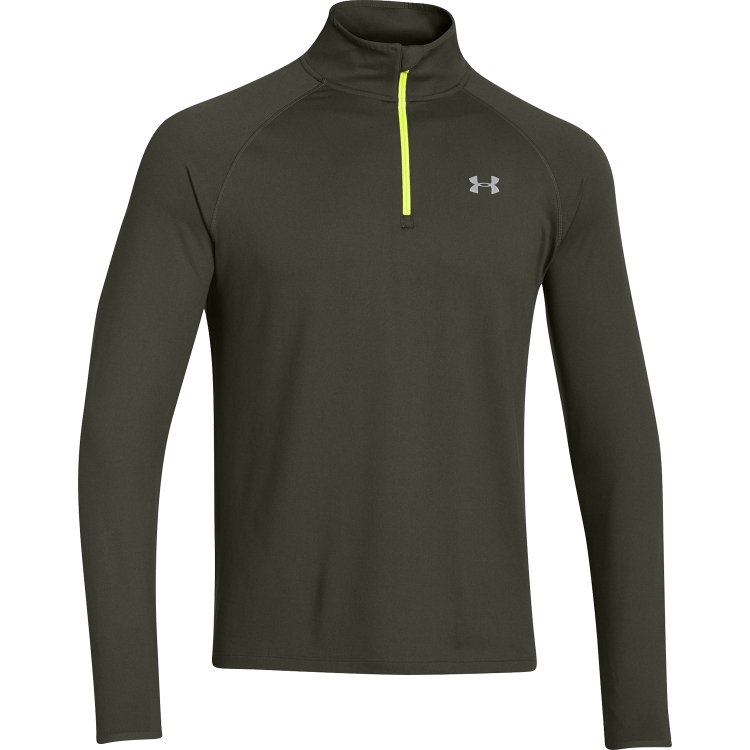 Ua Mens Flyweight Quarter Zip Shirt Under Armour 1246338