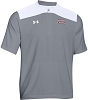 Under Armour Mens Triumph Cage Short Sleeve Jacket