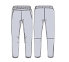 Under Armour Youth Squad 2.0 Woven Warm Up Pant