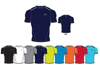 Under Armour Mens Golflayer Shortsleeve T Shirt
