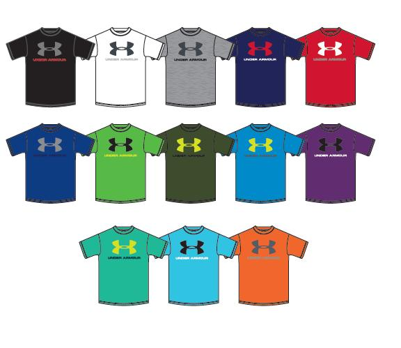 Ua Mens Charged Sportstyle Shirt Under Armour 1257615
