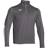 Under Armour Mens Qualifier Quarter 1/4 Zip Tee