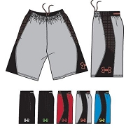Under Armour Mens The Takeover Basketball Shorts