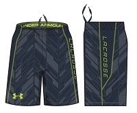 Under Armour Mens Doomsday Lax Lacrosse Shorts