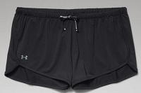 Under Armour Womens Alpha Mesh Loose Shorts