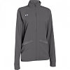 Under Armour Girls Pregame Woven Full Zip Basketball Jacket