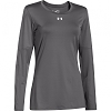 Under Armour Girls Block Party Longsleeve Volleyball Top