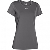 Under Armour Girls Block Party Shortsleeve Volleyball Top
