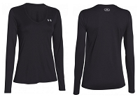 Under Armour Womens Tech Long Sleeve Shirt