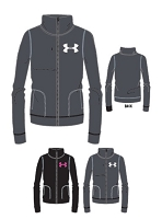 Under Armour Womens Rival Training Jacket