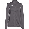 Under Armour Womens Rival Knit Warm Up Basketball Jacket