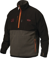 Drake Auburn Game Day Eqwader Quarter Zip