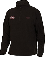 Drake Mississippi State Camp Fleece Pullover