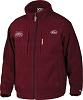 Drake Mississippi State Layering Coat - Maroon - Size Medium