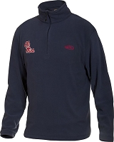 Drake Ole Miss Camp Fleece Pullover
