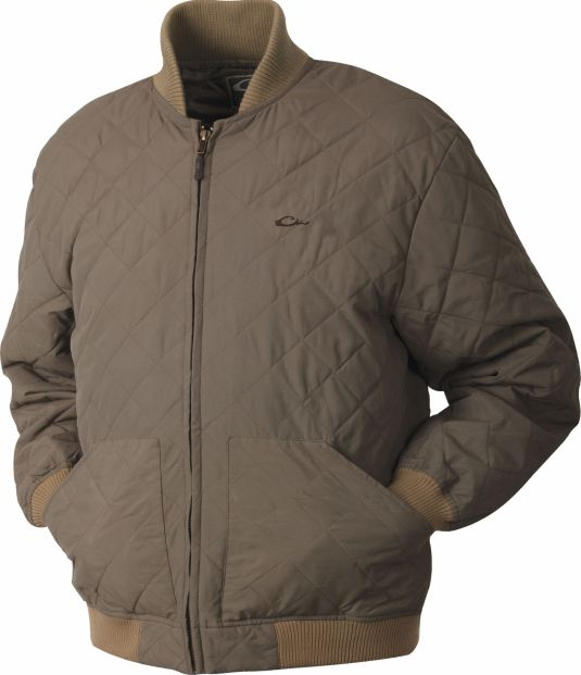 Quilted Jacket Mens