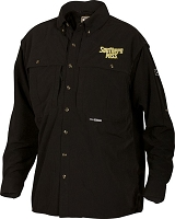 Drake Southern Miss Vented Long Sleeve Wingshooter's Shirt