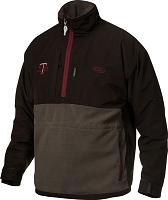 Drake Texas A&M Game Day Eqwader Quarter Zip