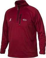 Drake Alabama BreathLite Quarter ZIp