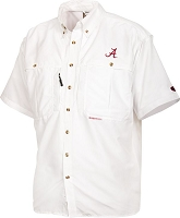 Drake Alabama Vented Short Sleeve Wingshooter's Shirt