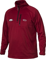 Drake Arkansas BreathLite Quarter ZIp